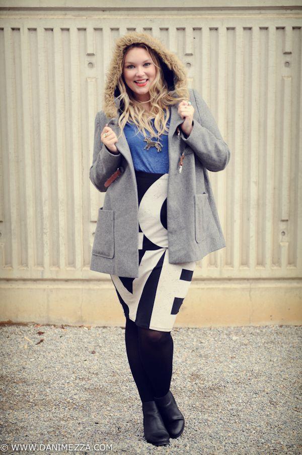 LAUREN MCKENNA Bella Danimezza Plus Size Fashion Model #plussize #bellamodels #australian #plussizemodel @Danimezza