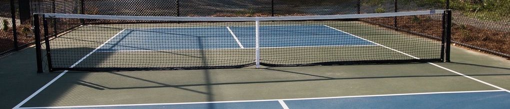 How High Is A Pickleball Net Pickleball Net Usapa