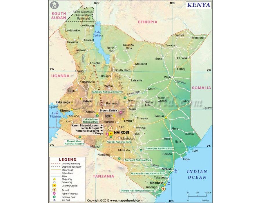 Kenya Map | #store mapsofworld | Map, Kenya, Country maps on kenya map detailed, kenya's map, kenya physical features, texas natural resources map, kenya road map, lesotho capital map, kenya county map, kenya flag, african kenya map, kenya vegetation map, kenya town map, kenya country people, kenya egypt map, kenya thematic map, kenya mountains map, kenya culture, kenya ethnic map, kenya africa, kenya industry map, kenya on map,