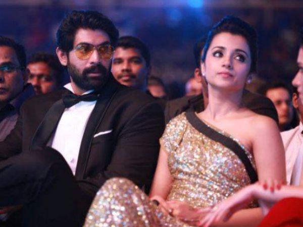 Rana Talks about his relationship status with actress ...