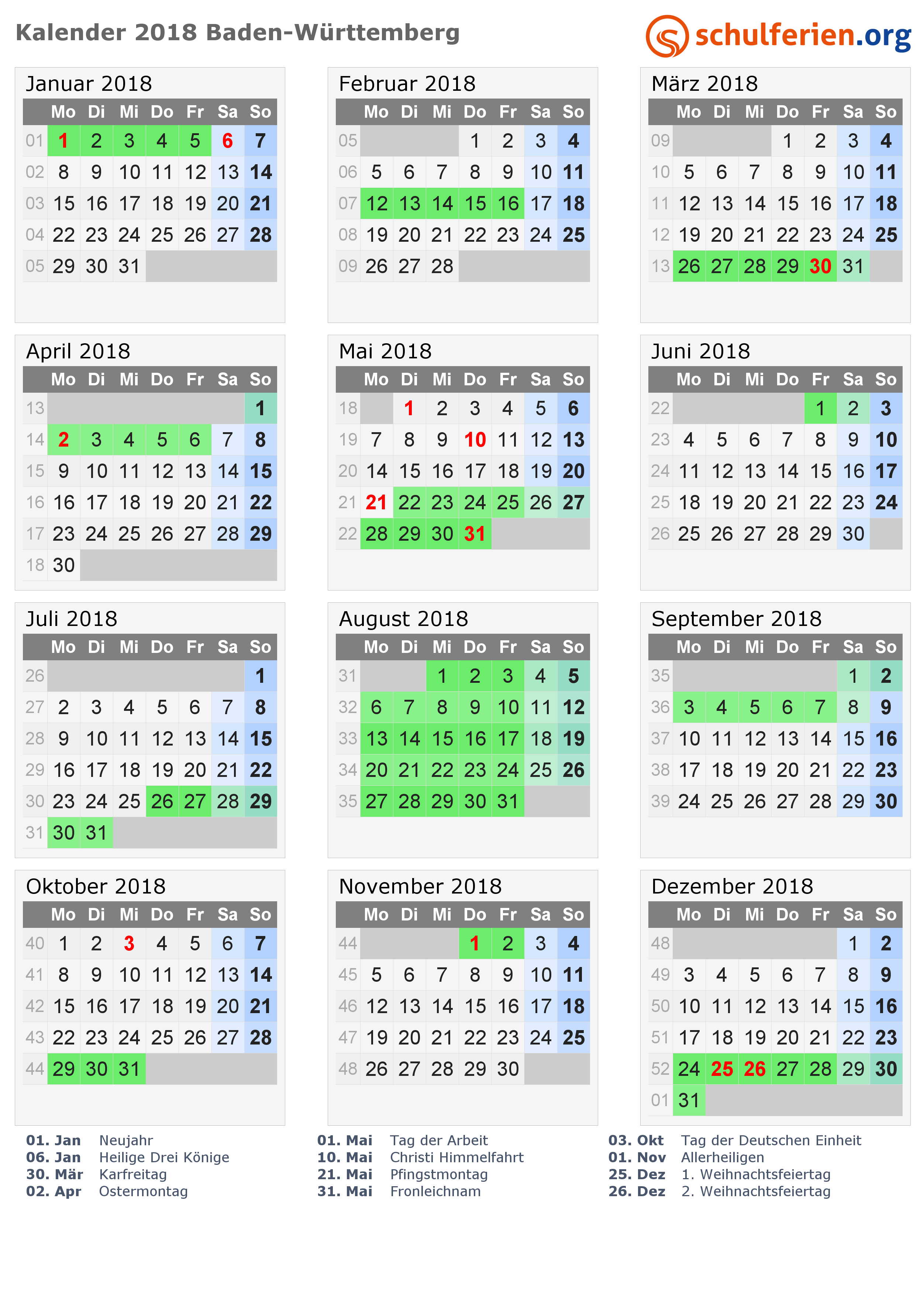 Ausgezeichnet Leere 2015 Kalendervorlage Ideen - Entry Level ...
