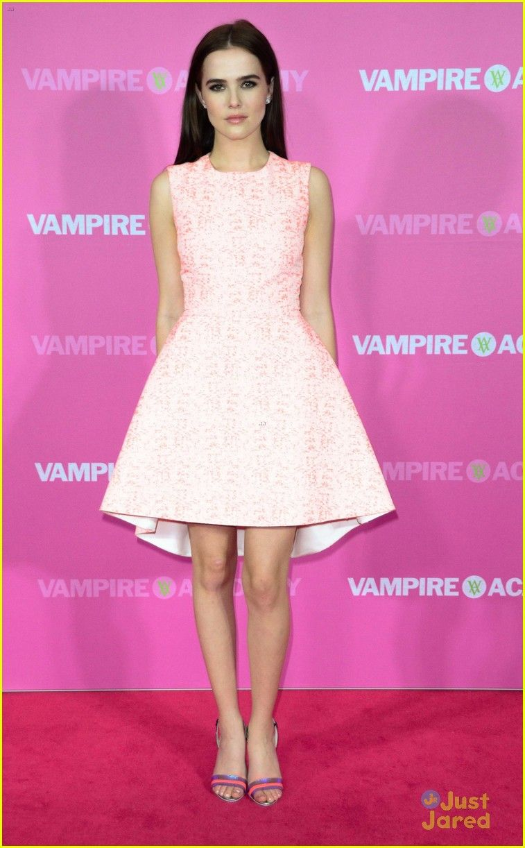 Zoey Deutch: \'Vampire Academy\' Sydney Premiere! | vampir academy ...