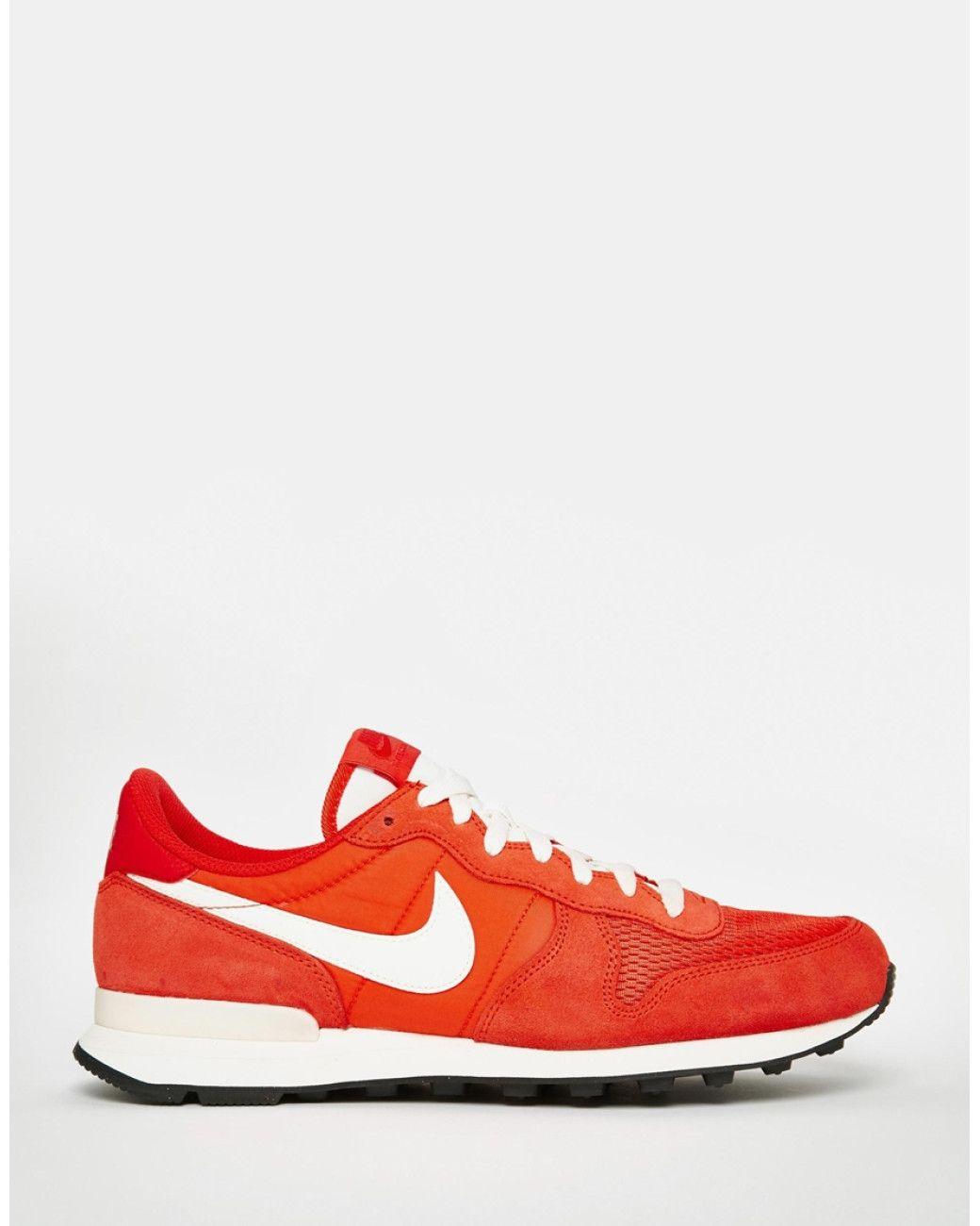 new concept 2dfe7 eb343 Nike  Red Internationalist Trainers 828041-611 for Men  Lyst