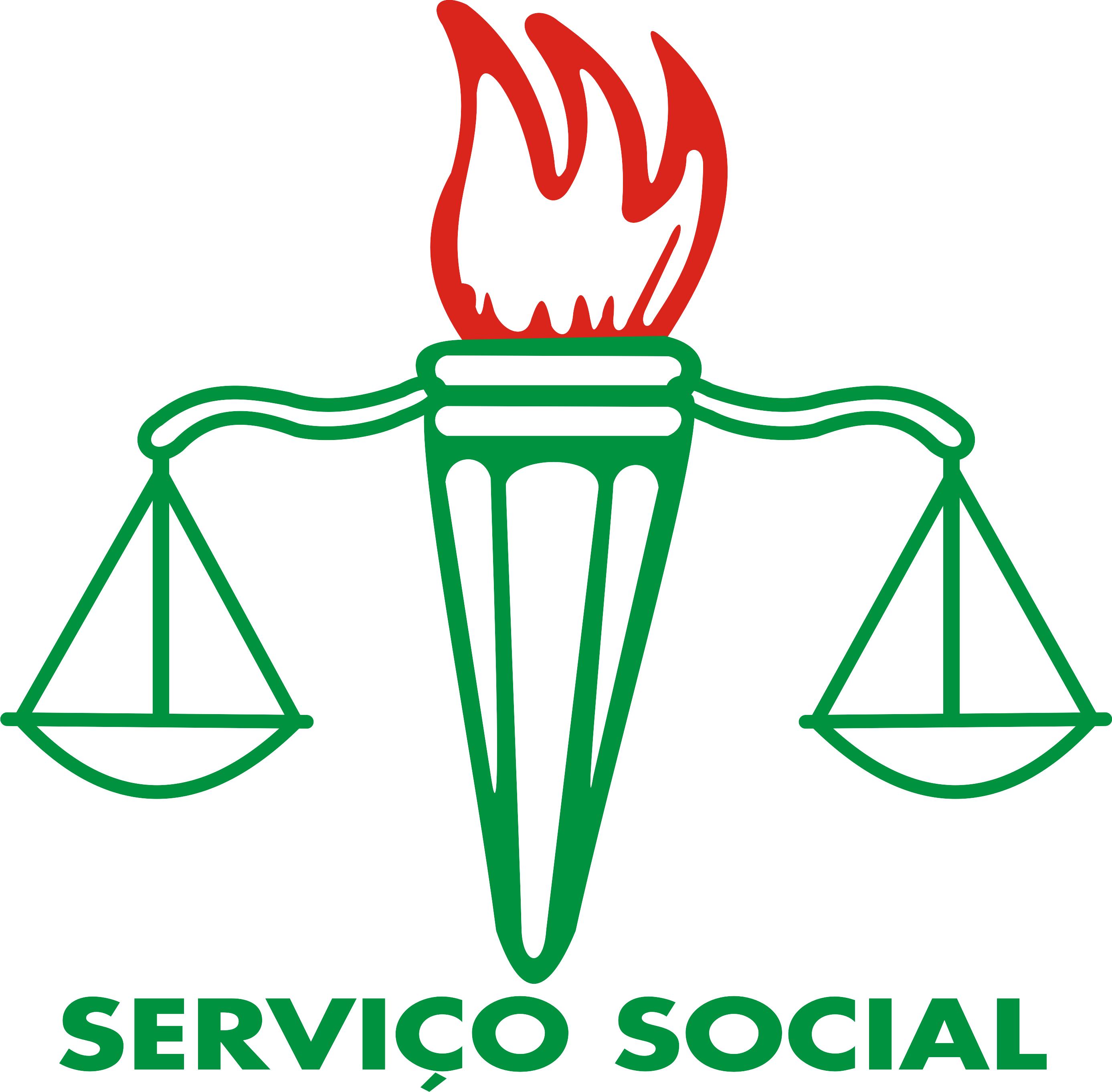 Resultado de imagem para logo serviço social Serviço
