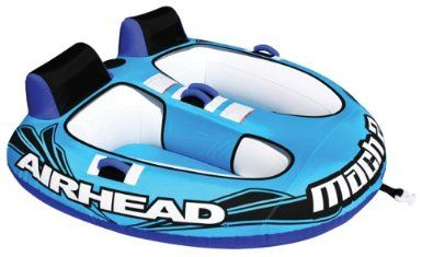 Amazon.com: AIRHEAD AHM2-2 Mach 2 Towable: Sports & Outdoors