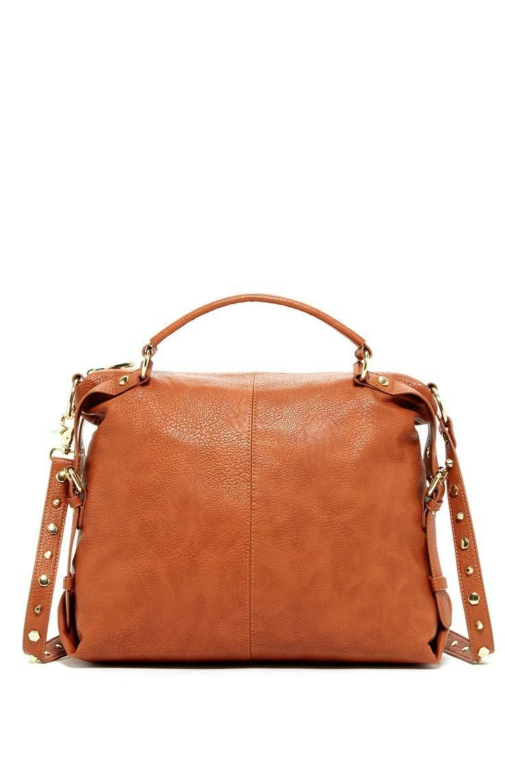 ac6b275c28 Steve Madden Mila Shopper in a great camel leather on sale for $49 ...
