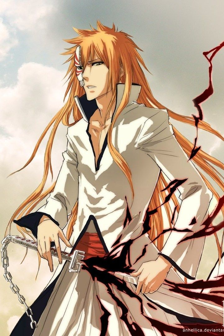Bleach Wallpaper iPhone - Best iPhone Wallpaper