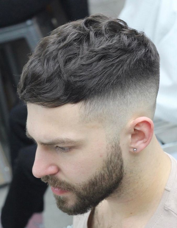 17++ Textured crop top hair ideas