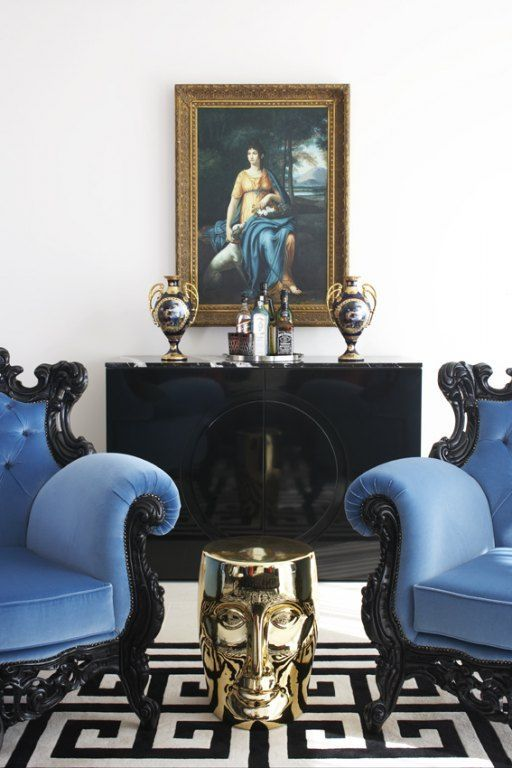 The Most Luxurious Pieces And Ambiences You