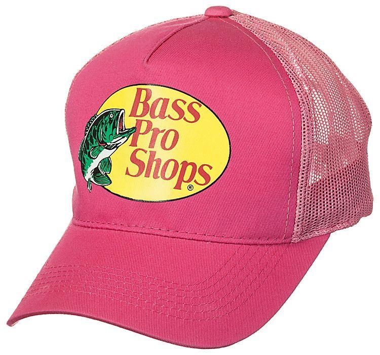 4351c59a2c66e Bass Pro Shops® Mesh Logo Cap for Ladies