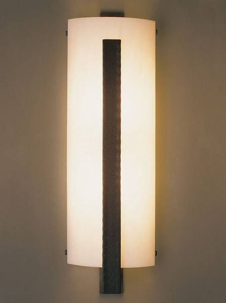 Hubbardton Forge 20 6730 Forged Vertical Bar Large Wall Sconce