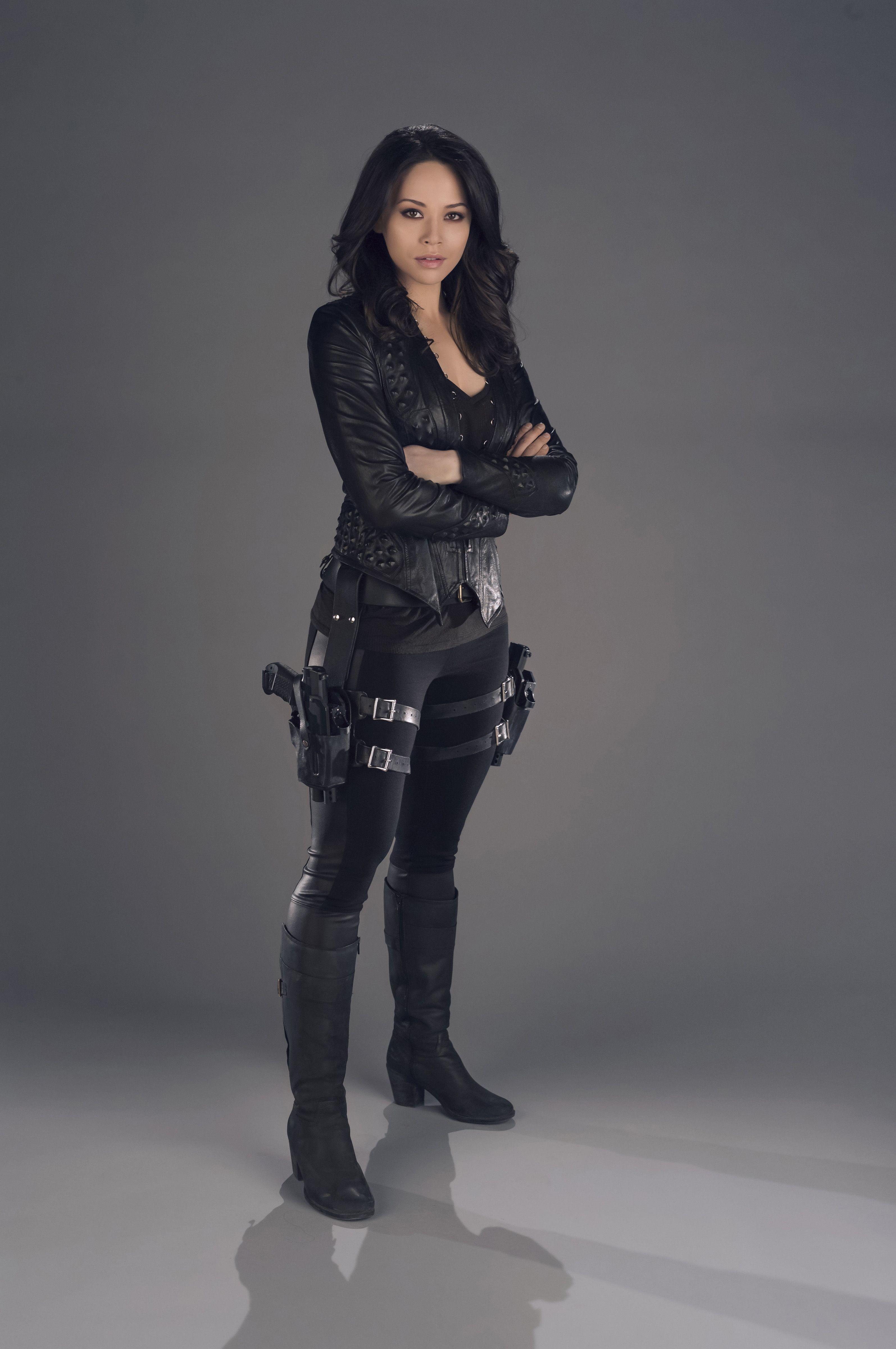 Dark Matter S1 Melissa O'Neil as