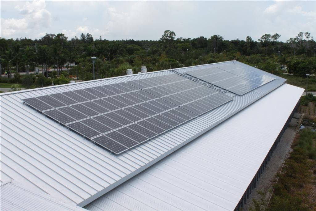 Attaching Solar Panels To Metal Roofs Metal Roof Panels Metal Roof Roof Panels