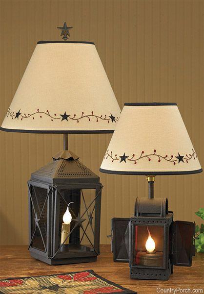 Blackstone Lantern Table Lamp 22 1 2 Quot Diy Lamp Shade