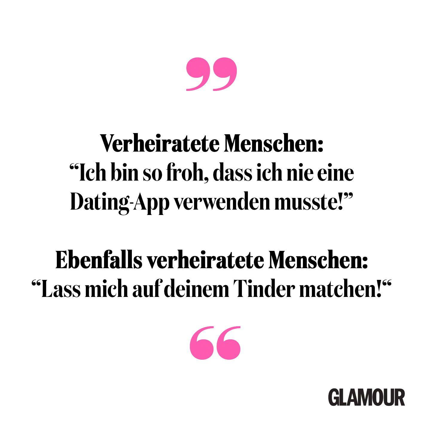 Typisch Tinder Matchen Zitate Spruche Lustig Memes Glamour Zitate Glamour Spruche