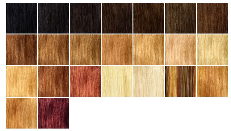 Strawberry Blonde Hair Color Chart With Images Blonde Hair