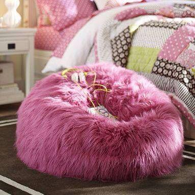 Cute beanbags WANT Pinterest