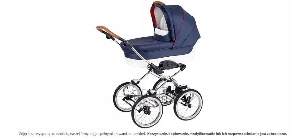 Wozek Gleboki Retro Navington Caravel Sardinia 7497018219 Oficjalne Archiwum Allegro Retro Baby Strollers Stroller