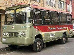 Pin De Jorge Gomez En Recuerdos 70 S Y 80 S Transporte Urbano Bogota Antigua Bus