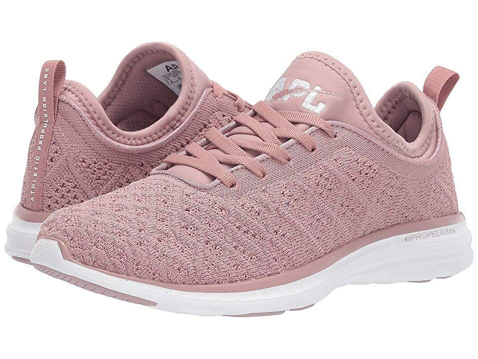 Athletic Propulsion Labs (APL) Techloom Phantom Women's Shoes Cherrywood/White | White shoes women, Womens shoes high heels, Womens athletic shoes