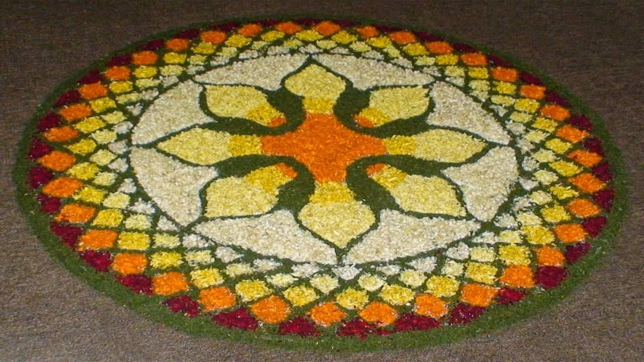 Happy Diwali Rangoli Designs With Hd Images Diwali Pinterest