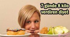 10 Günde 8 Kilo Verdiren Diyet Listesi Enfes Yemek Tarifleri