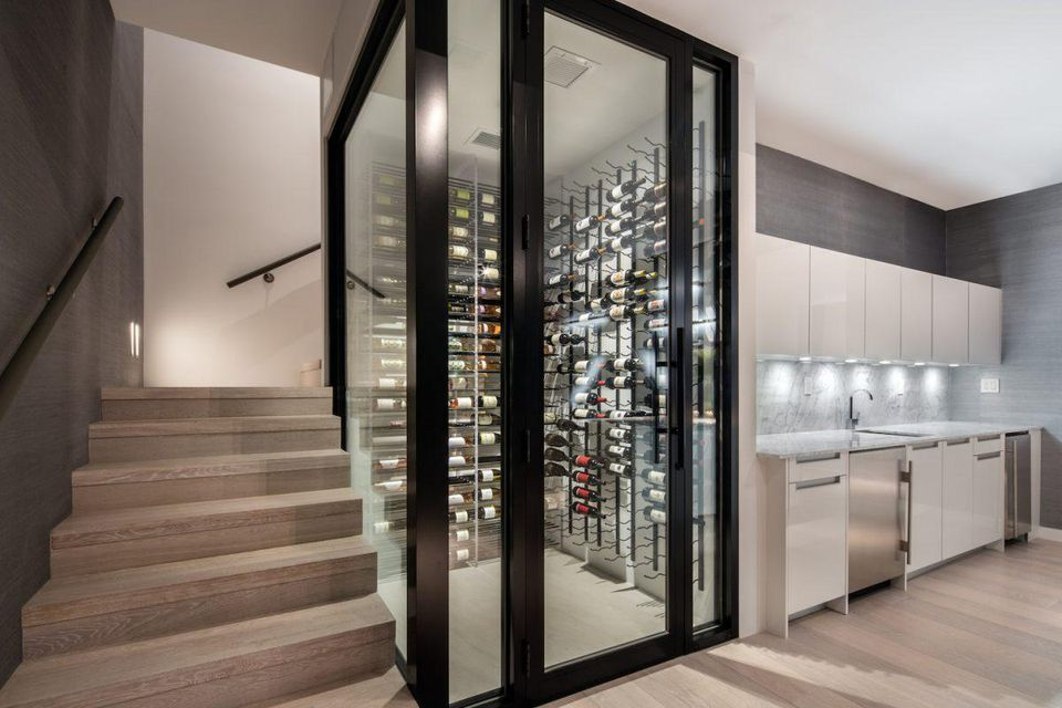 5 Luxury Homes With Exquisite Wine Cellars Home Wine Cellars