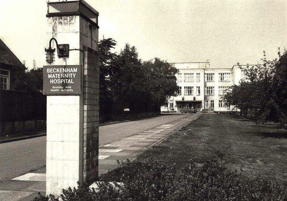 Stone Park Hospital Beckenham
