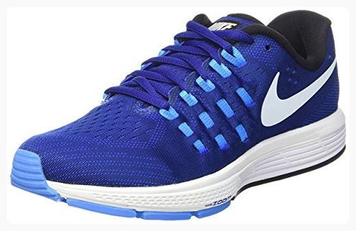 8564cdce0c14 Nike Air Zoom Vomero 11 Deep Royal Royal Blue White Blue Glow Black Women s  Running Shoes Size 6.5 ( Partner Link)