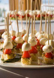 Simple Wedding Reception Food Ideas Eiib