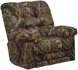 camo recliner chair lazy boy covers australia duck dynasty phil robertson ducks