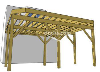 Deck Bracing Building A Deck Patio Design Brick Siding