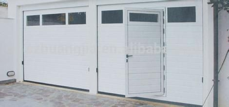 Guangdong Electric Roll Up Galvanized Steel Safe Entry Garage Garage Doors Garage Door Types Garage