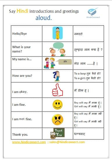 Introduction In Hindi For Kids By Www Hindiconnect Com Worksheets For Kids Hindi Worksheets Hindi Alphabet Translation hindi to english worksheet