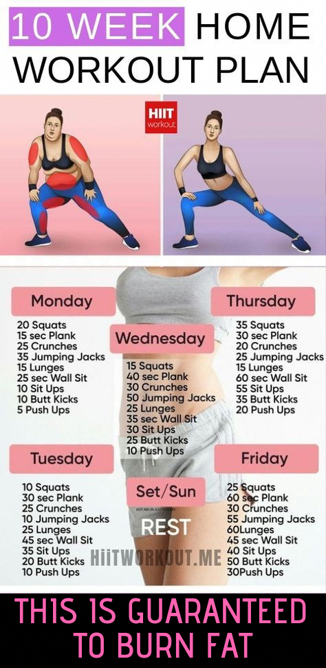 At home workout plan, At home workouts, Workout, Workout plan, Workout challenge… - Workout Blog 2020