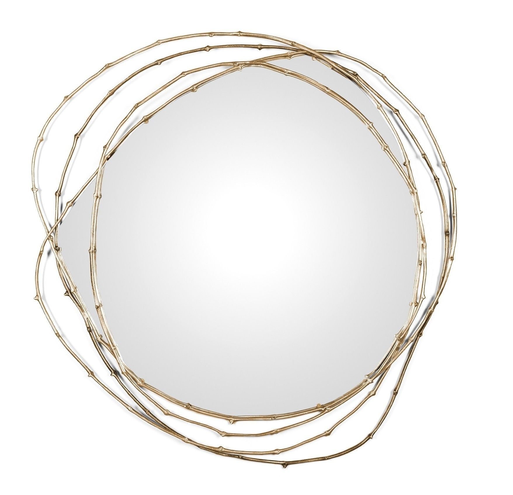 Vine Large Singular Mirror - Customise