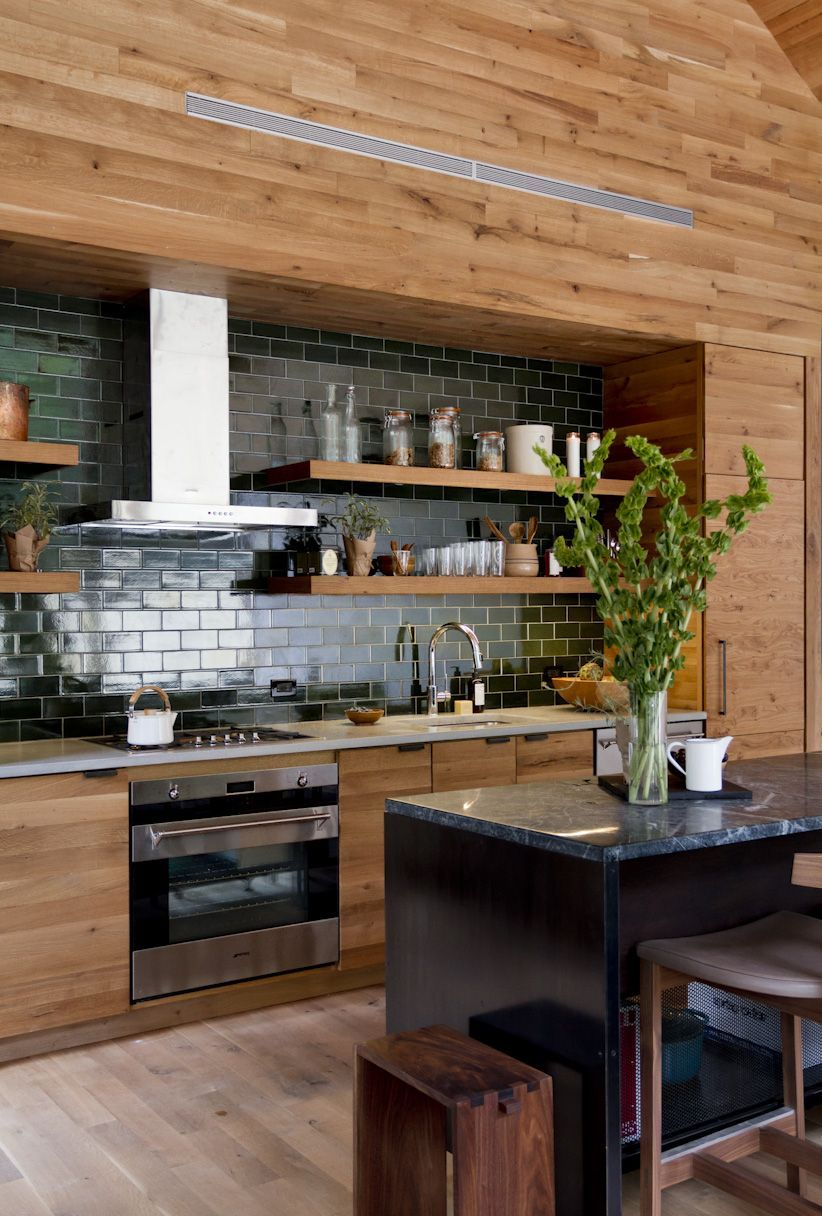 go green! awesome eco-friendly kitchen design suggestions | feast