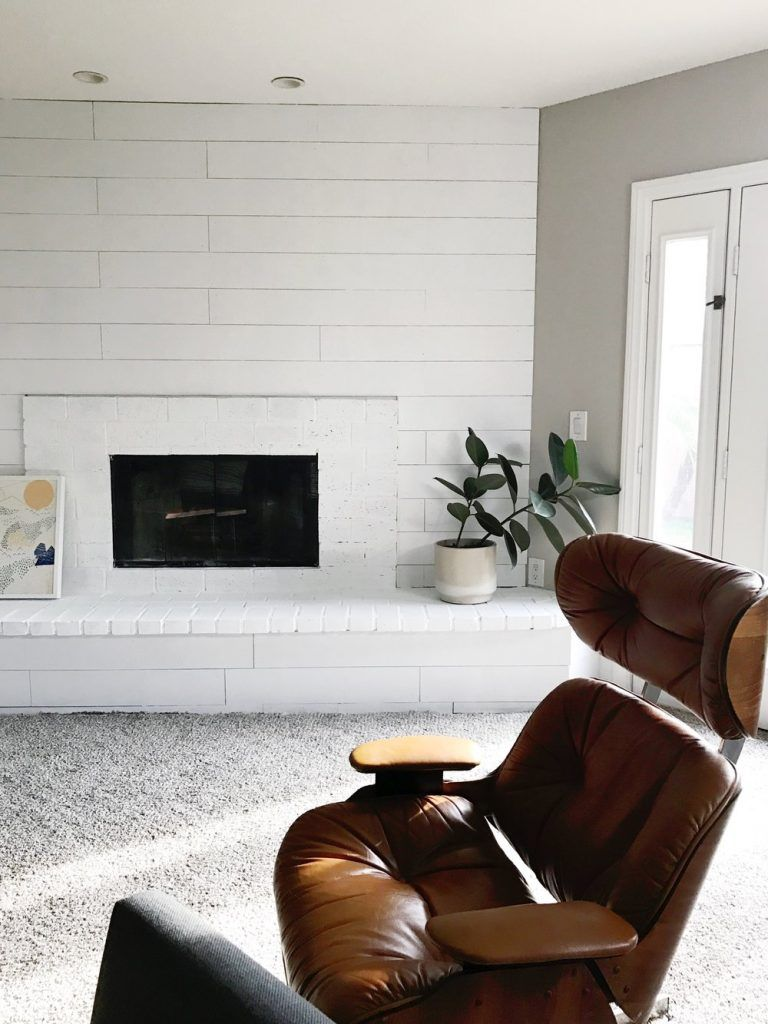 Shiplap Fireplace Modern Top Fireplaces Different Types Wall Lights Home Interior Wallpaper Painting Desi Shiplap Fireplace Modern Fireplace Interior Wallpaper