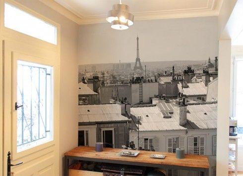 pingl par ohmywall sur papier peint photo grand format. Black Bedroom Furniture Sets. Home Design Ideas
