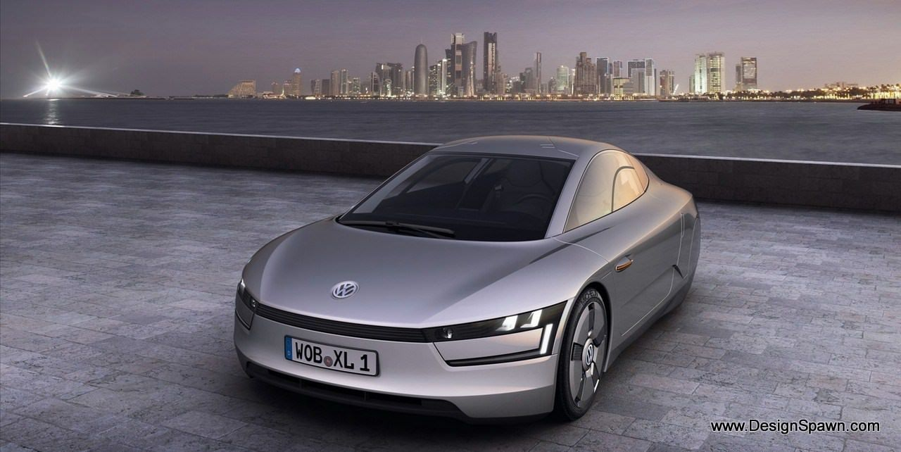 Check out the 1.0 liter per 100km Volkswagen car, read