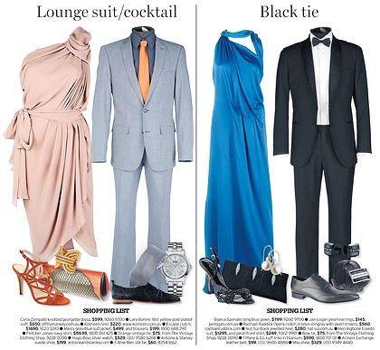 Lounge Suit Cocktail And Black Tie Fashion Pinterest Dresses