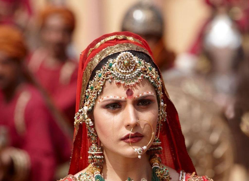 Download Zarine Khan Veer Movie Stills Wallpaper HD FREE Uploaded Indian MarriageBridal
