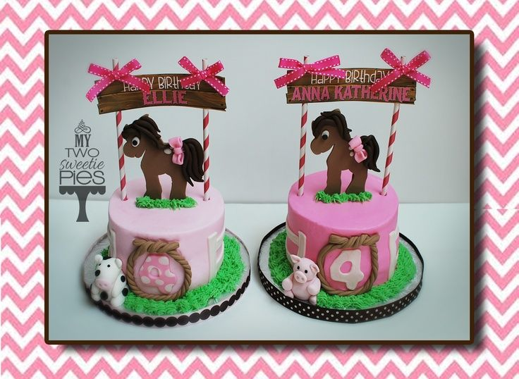 Horse Cakes For Girls Birthday Horse Theme Birthday Party - Horse themed birthday cakes