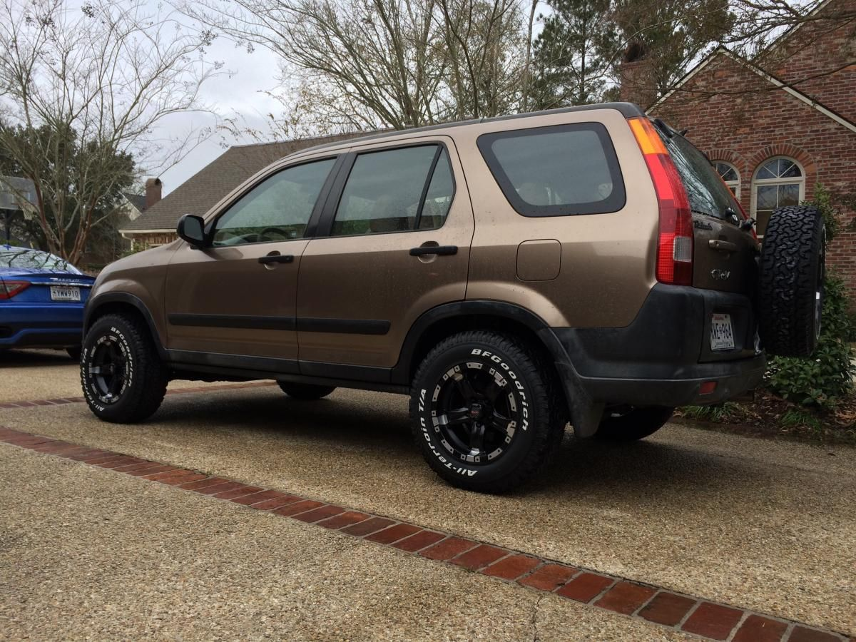 Official H T Offroad Lifted Cr V Thread Page 61 Honda Tech