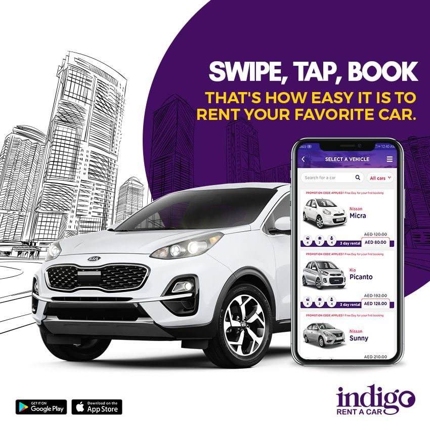 Booking Your Favorite Car Is Easier Than Ever With Indigo For