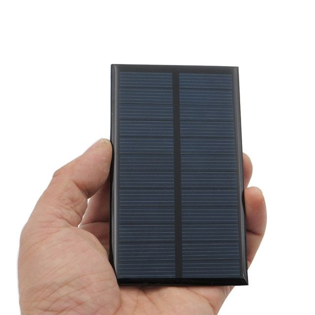 1pc X 6v 1w Solar Panel Portable Mini Sunpower Diy Module Panel System For Solar Lamp Battery Toys Phone Charger Solar Cells Review With Images Flexible Solar Panels Solar Panel Installation