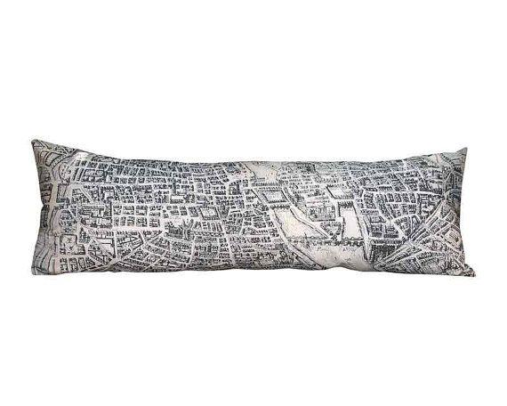 cotton linen cushion