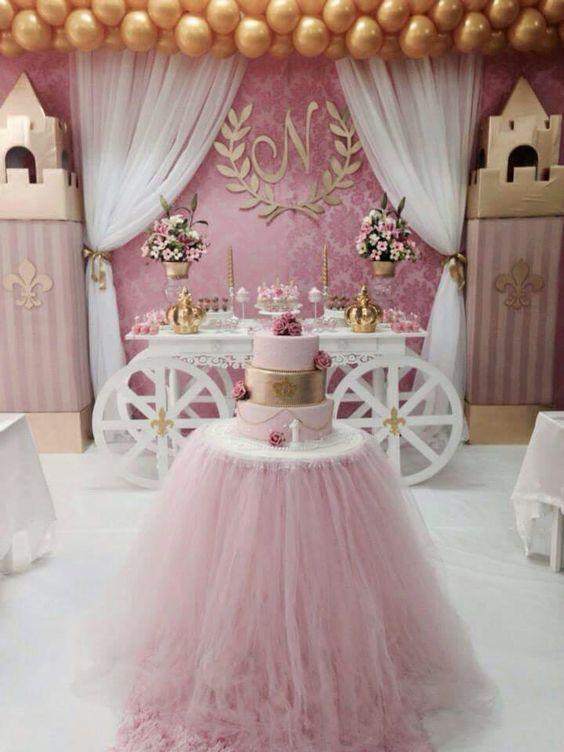 Mesas elegantes para el pastel de xv anos 9 fiestas de for Silla quinceanera