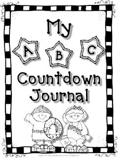 Live, Love, Laugh Everyday in Kindergarten: ABC Countdown