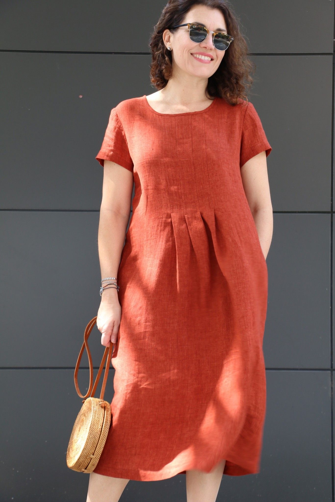 New the milenda dress pattern my patterns pinterest dress